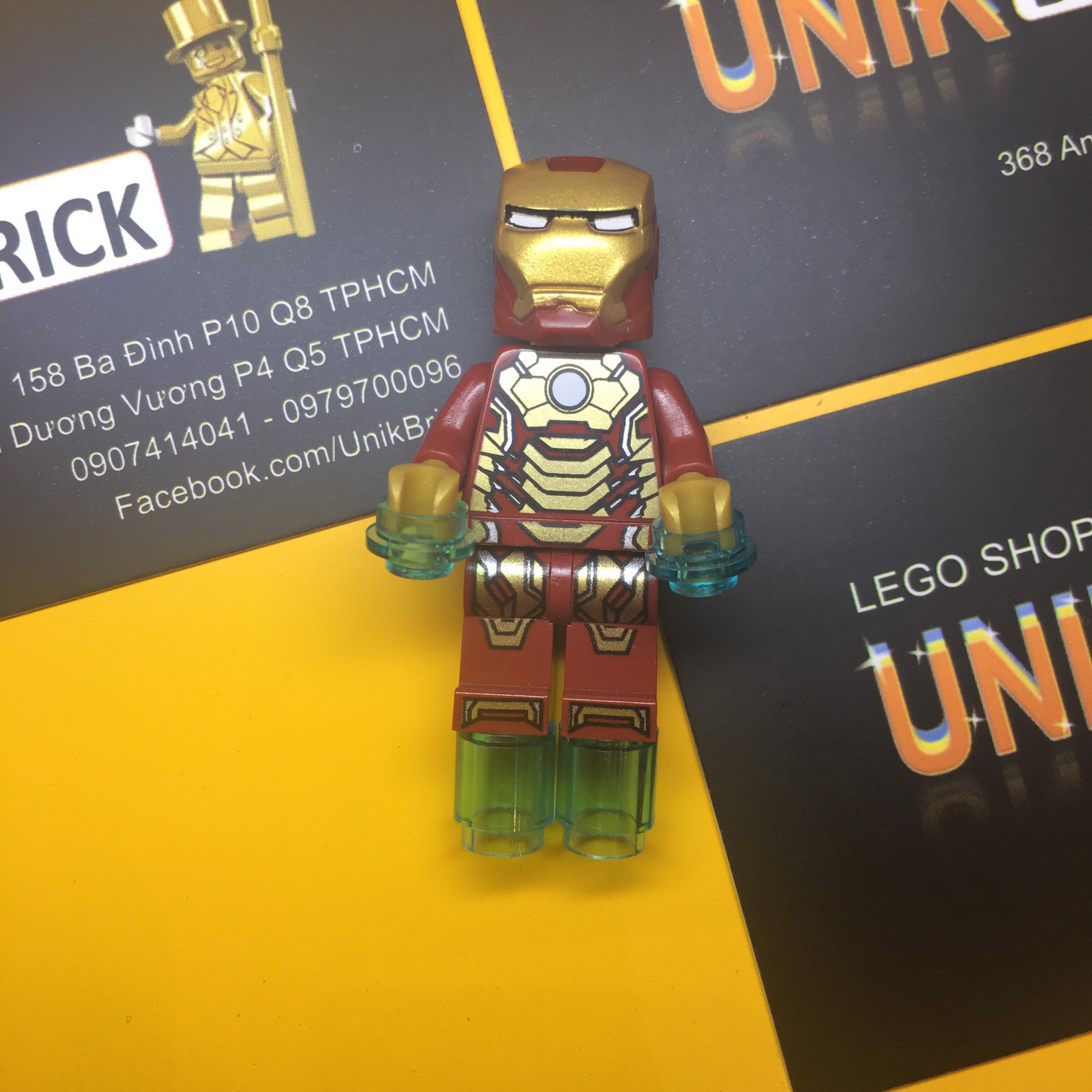 LEGO Marvel Super Heroes Ironman Mark 42