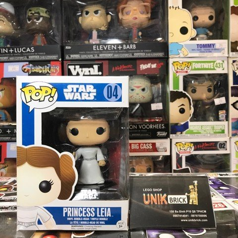 FUNKO POP Star Wars 04 Princess Leia