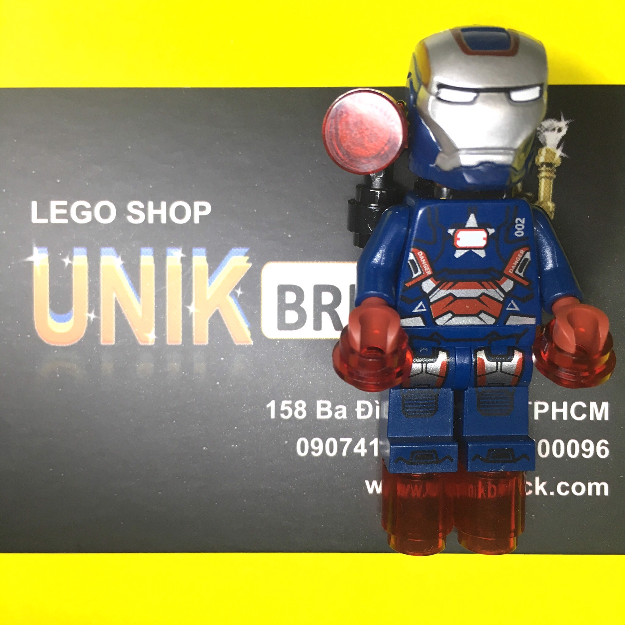 LEGO Marvel Super Heroes Iron Patriot