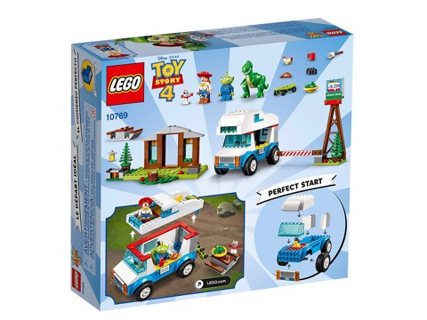 [CÓ SẴN] LEGO 10769 Toy Story 4 RV Vacation