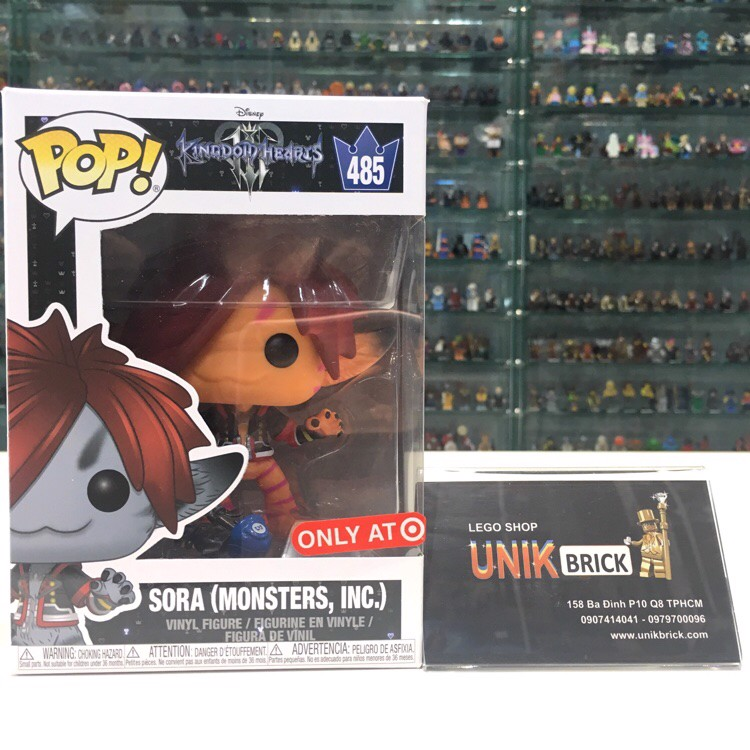 FUNKO POP Kingdom Hearts 485 Sora