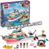 [HÀNG ĐẶT/ ORDER] LEGO Friends 41381 Rescue Mission Boat