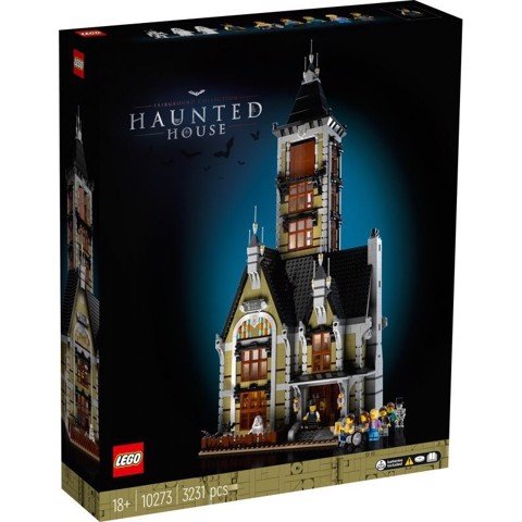 [HÀNG ĐẶT/ORDER] LEGO Creator 10273 Haunted House