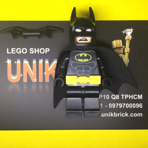 LEGO DC Super Heroes Batman No 7
