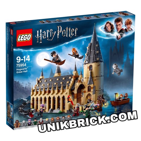 [CÓ HÀNG] LEGO Harry Potter 75954 Hogwarts Great Hall