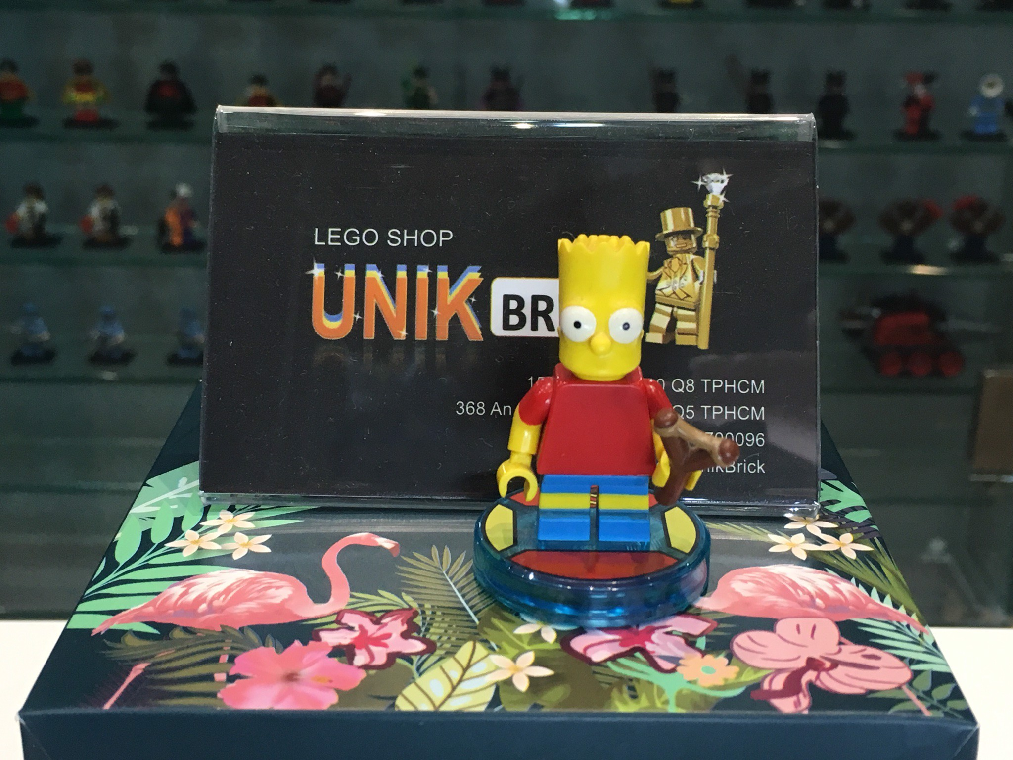 LEGO The Simpsons Bart