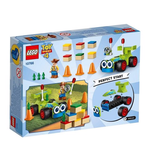 [CÓ SẴN] LEGO 10766 Toy Story 4 Woody and RC