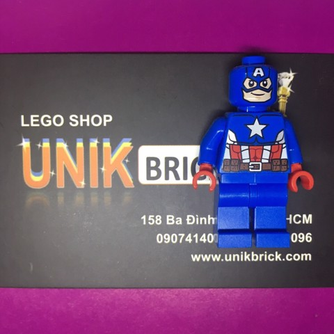 LEGO Marvel Captain America No 6