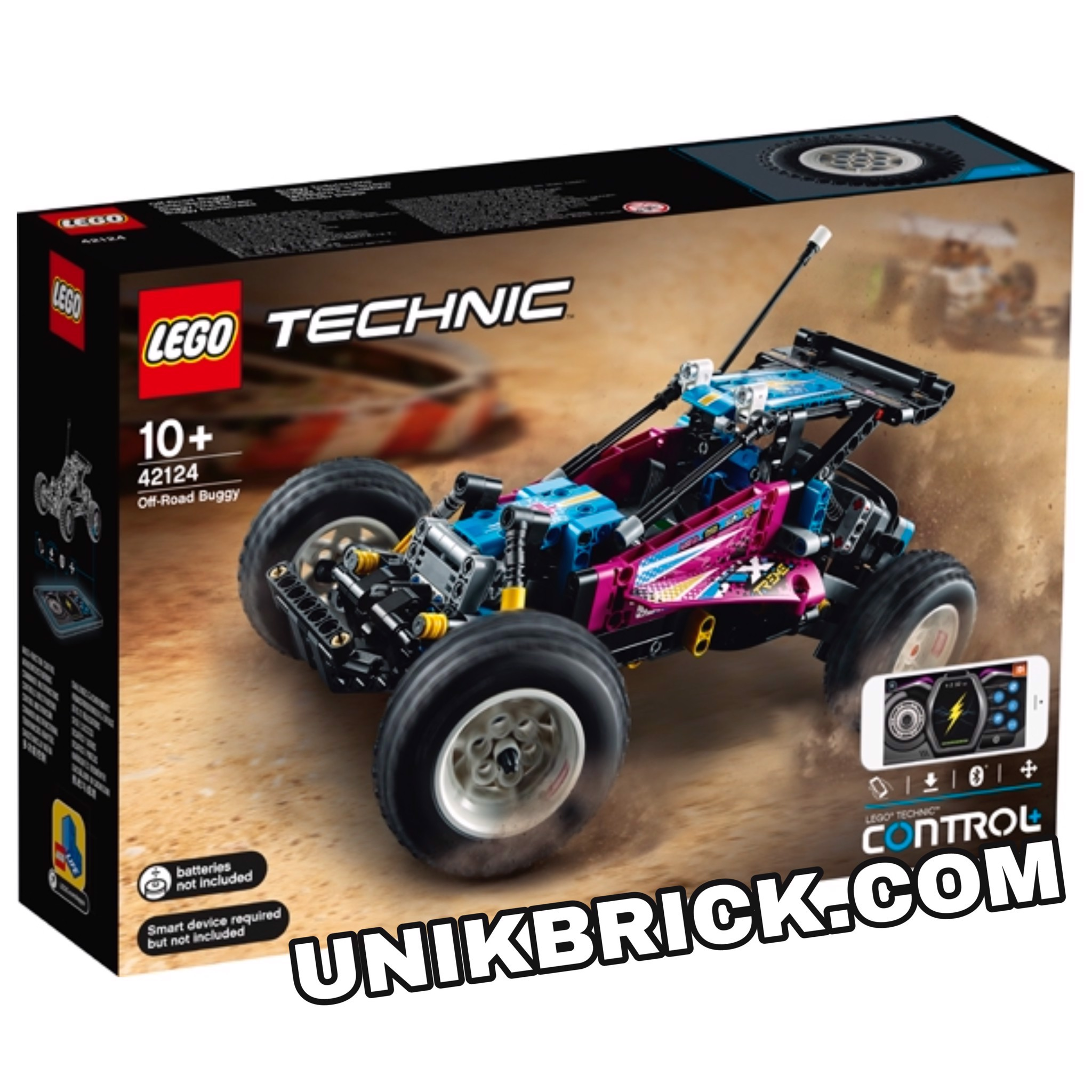 [HÀNG ĐẶT/ ORDER] LEGO Technic 42124 Off-Road Buggy