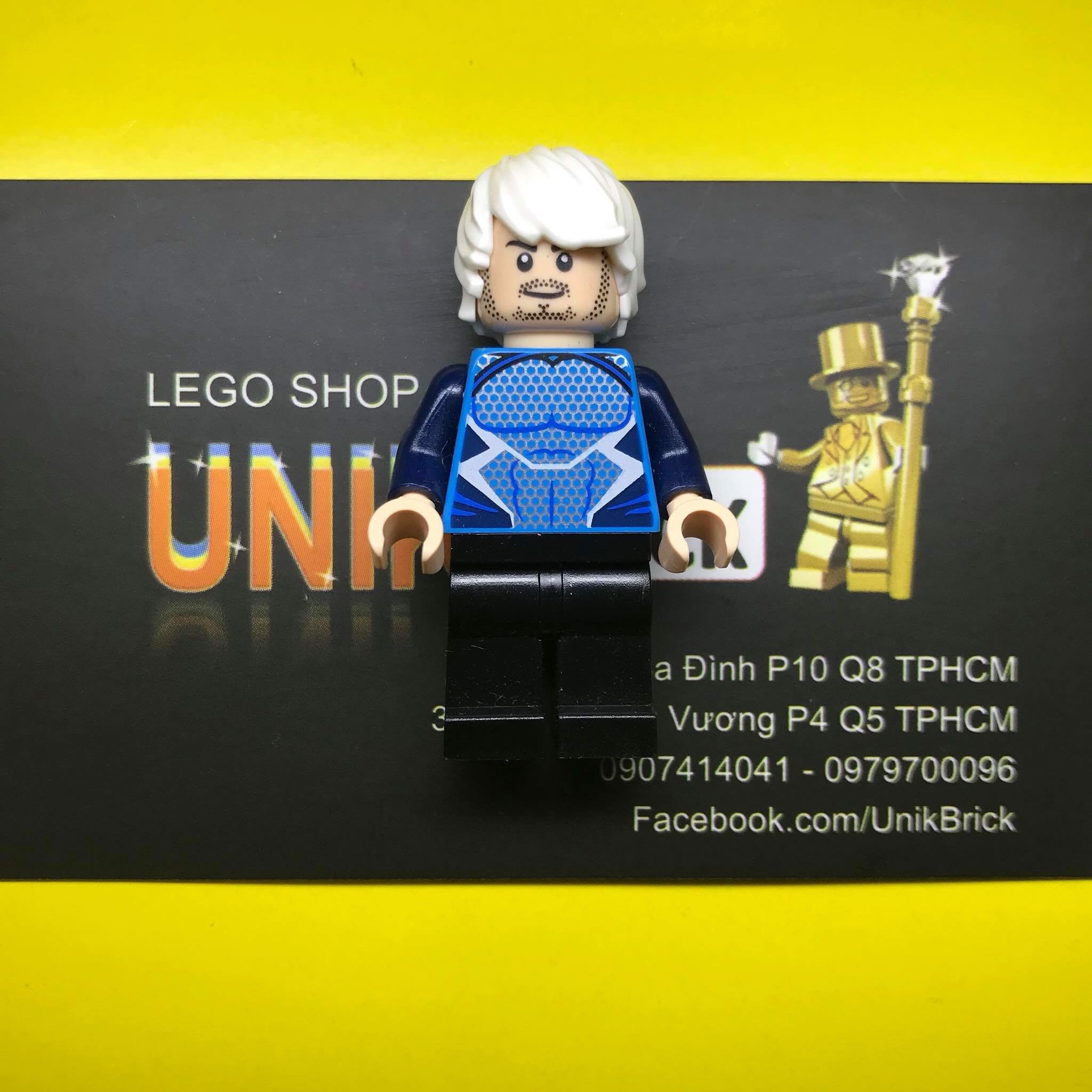 LEGO Marvel Super Heroes Quicksilver