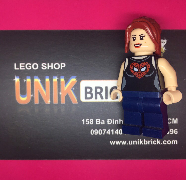 LEGO Marvel Super Heroes Mary Jane