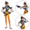 [CÓ HÀNG] Hasbro Overwatch Ultimates Tracer 6 Inch Action Figure