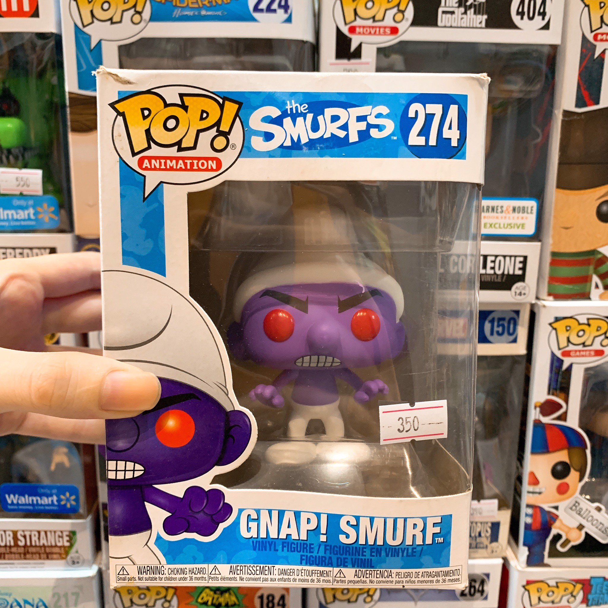 [CÓ SẴN] FUNKO POP The Smurfs 274 Gnap! Smurf
