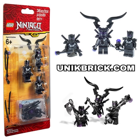 LEGO Ninjago 853866 Oni Villains Accessory Set