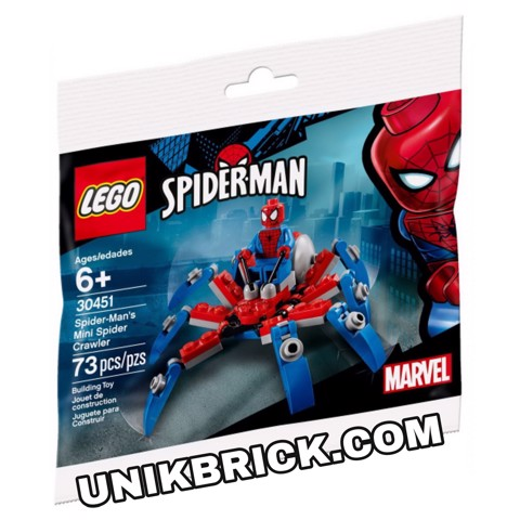 LEGO Marvel 30451 Spider Man's Mini Spider Crawler Polybag