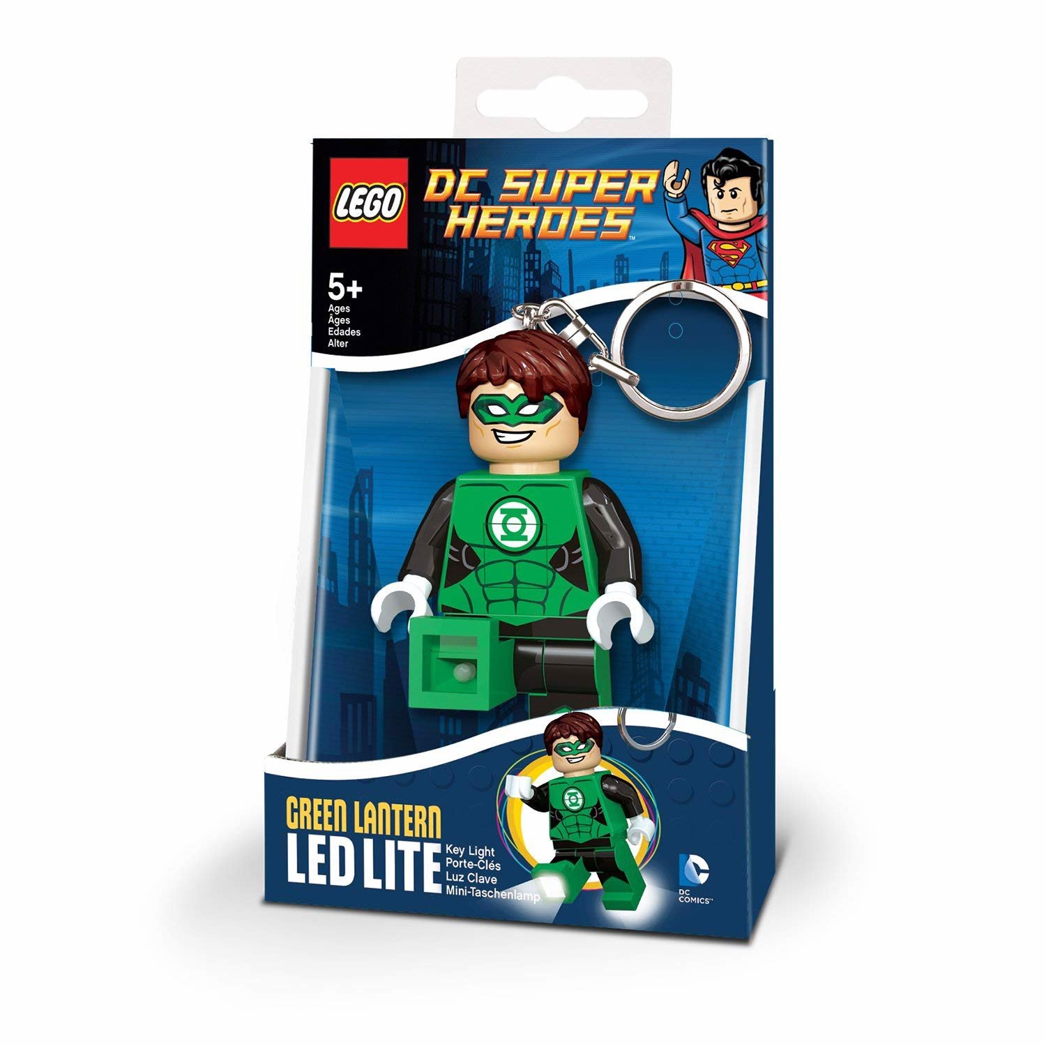 LEGO DC Super Heroes Green Lantern Led Lite