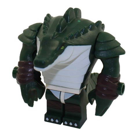 LEGO Leatherhead Teenage Mutant Ninja Turtles TMNT