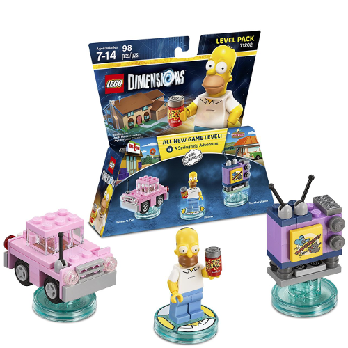 LEGO Dimensions 71202 The Simpsons