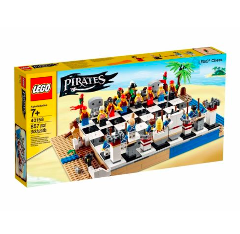 [CÓ SẴN] LEGO 40158 Pirates Chess Set