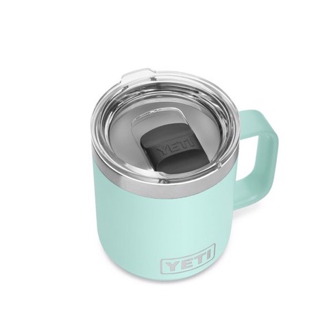 RAMBLER 10 OZ STACKABLE MUG WITH MAGSLIDER LID