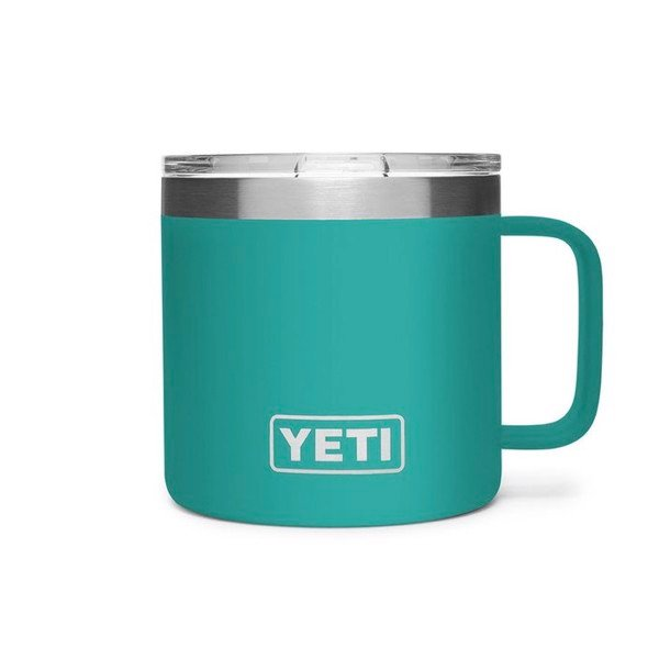 RAMBLER 14 OZ MUG WITH MAGSLIDER LID