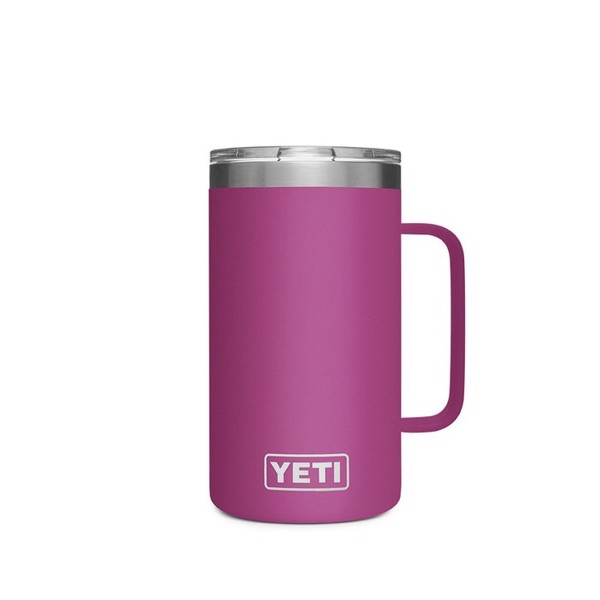 RAMBLER 24 OZ MUG WITH MAGSLIDER LID
