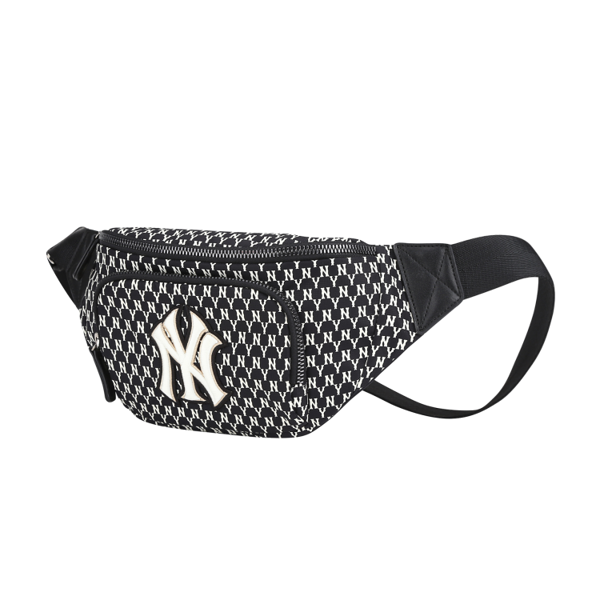 Túi đeo chéo MLB NEW YORK YANKEES MONOGRAM WAIST BAG - 32BGC9911
