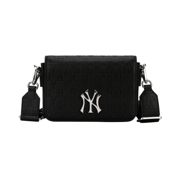 Túi - Mlb-Korea - Monogram Hoodie Bag - Ny Yankees - 32BGPB111-50L