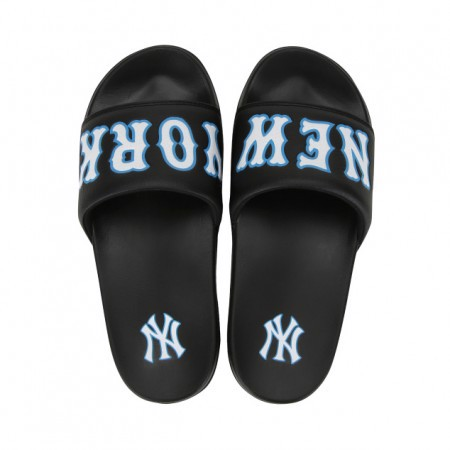 Dép MLB  NEW YORK YANKEES - NY Yankees - Black