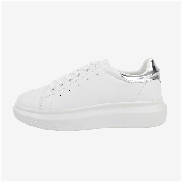 Giày Domba Highpoint Sneakers - Silver Metal - H-9116