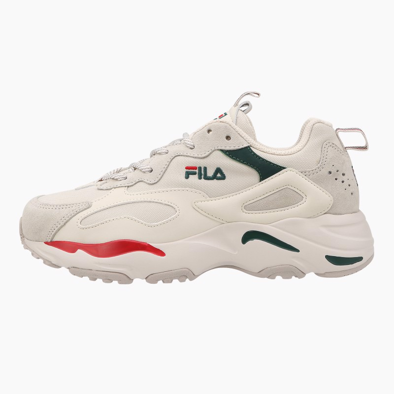Giày Fila Ray Tracer Red/Green