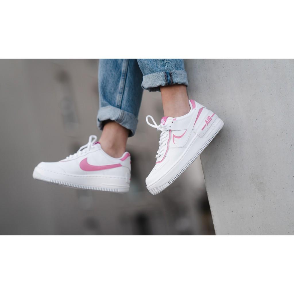 Giày - Nike - AF1 Shadow Magic Flamingo