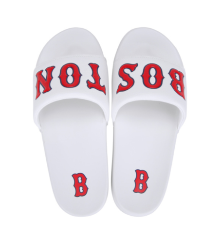 Dép MLB  BOSTON RED SOX - BOSTON - WHITE