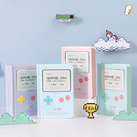 Sổ planner 1 year Game one