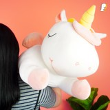 Unicorn sleeping nhồi bông