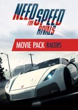 DLC : NFS Rival : Movie Pack - Racers