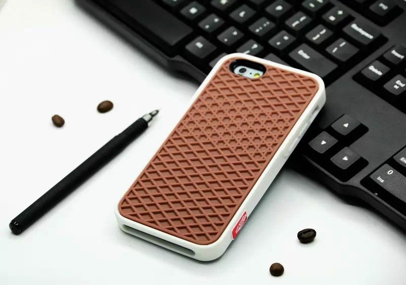 Vans Waffle Case Iphone 6-6s White Gum