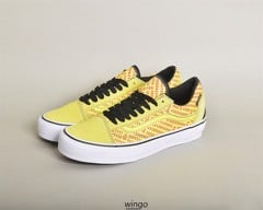Vans Old Skool Gore Tex Lemon Tonic/White