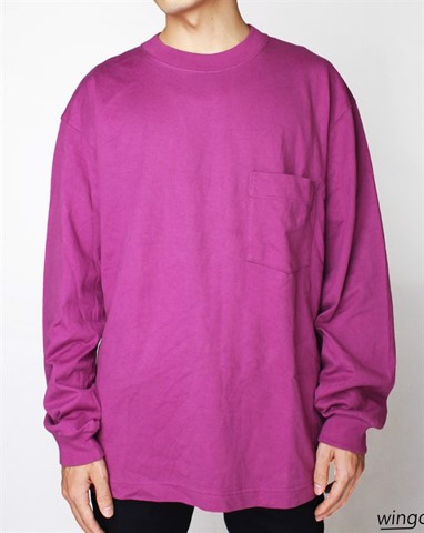 Sweater Uniqlo Purple