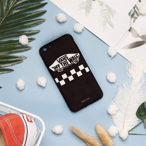 Vans Case Iphone 5-5s Logo BW