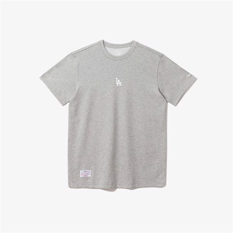 New Era MLB Big Cities Collection Los Angeles T-Shirt Grey
