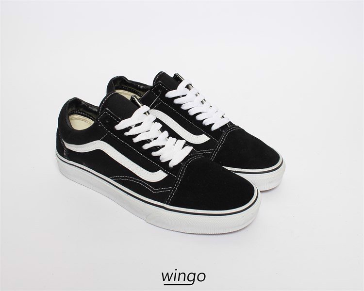 Vans Old Skool Classic Black/White