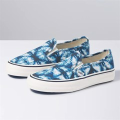 Vans Slip On V66 Sf (Shibori / Marshmalow)