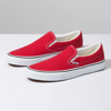 Vans Slip On Classic Red/White