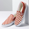 Vans Slip On Checkerboard Picante / True White