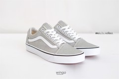 Vans Old Skool Silver Lurex