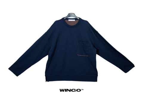 8 Seconds F/W 2020 Sweater Navy