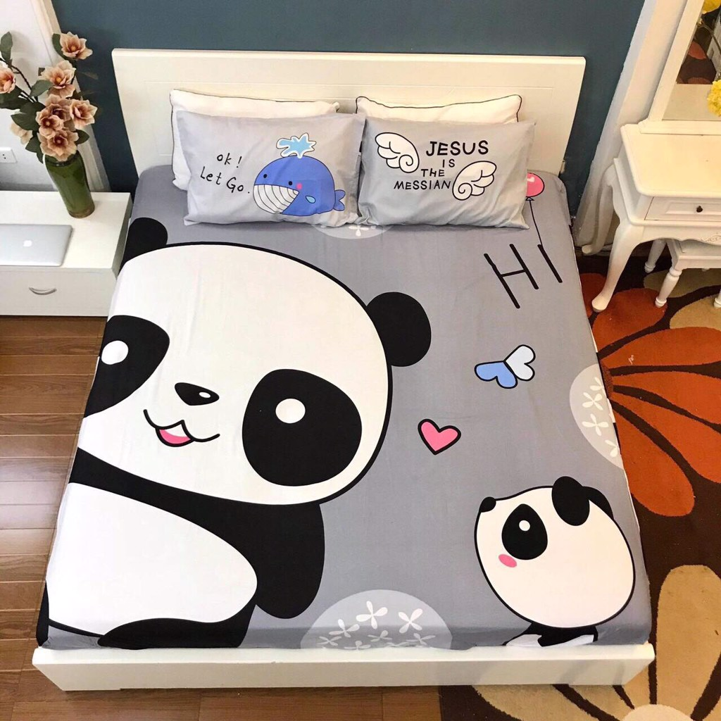 GA GỐI COTTON 3D GG16
