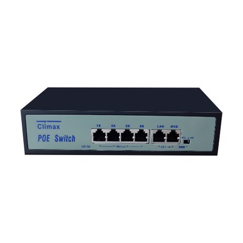 Switch POE 4 Cổng CL-PE100-4P2