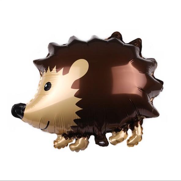 Bong Bóng Kiếng Hình con cáo, con sóc, con nhím, con gấu